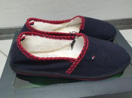 Tommy Hilfiger House Boots red-dark blue