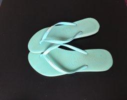 Havaianas Flip Flops türkis Beach-Look