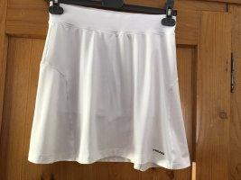 Head Pantalone da ginnastica bianco Poliestere