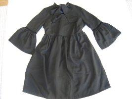 heine kleid neu gr. s 36 schwarz gothik