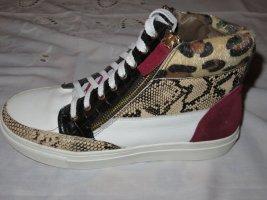 Heine Sneaker high in TOPZUSTAND !! NP227EUR  !  !WIE NEU !!
