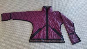 Helene Clement Jacke Blouson XS/S 34/36 Gr 1 80ies short jacket wie neu Made in Switzerland