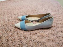 Hellblaue Ballerinas von Caprice Gr. 36 (3 1/2)