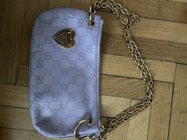 Gucci Handtas azuur-korenblauw Leer