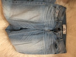 Hellblaue Hollister-Jeans