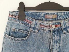 Esprit Jeansy z prostymi nogawkami jasnoniebieski-błękitny