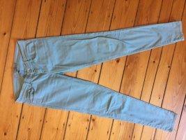 Zara Carrot Jeans pale blue
