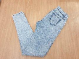 Takko Jeansy ze stretchu jasnoniebieski-niebieski
