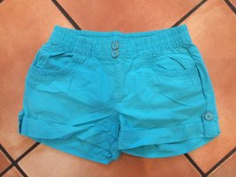Hellblaue Shorts, Gr. 36, Okay