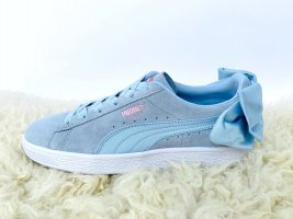 Puma Lace-Up Sneaker multicolored leather