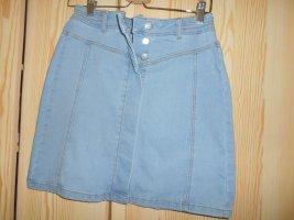 Vila Gonna di jeans azzurro
