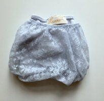 Hanro Braguita azul celeste-azul bebé Algodón