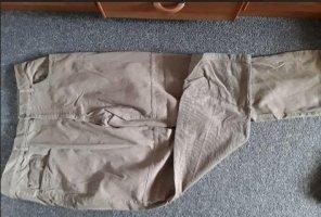 Corduroy Trousers beige-camel cotton