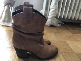 Bullboxer Boots western marron clair