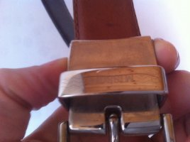 Missoni Leather Belt light brown leather