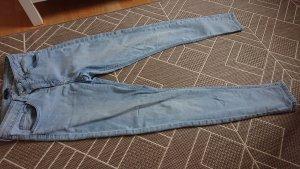 H&M Jeans elasticizzati azzurro