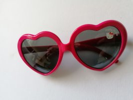 Hello Kitty, Katze, Sonnenbrille, Herz, Herzbrille, Brille,