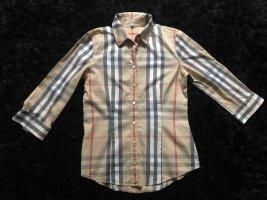 Burberry London Camisa de manga corta multicolor