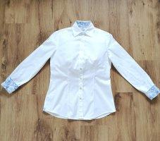 Caliban Shirt Blouse white-blue