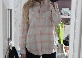 Levi's Shirt Blouse white-light pink