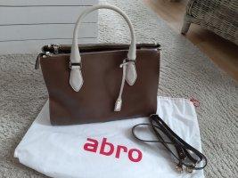 abro Handbag taupe-cream