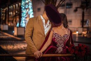 Hennakleid Polterabendkleid Abendkleid Kinalik Bindallik Henna Kina
