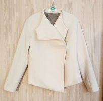 Sarah Amari Winter Coat white