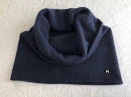 Hermès Sciarpone nero Cachemire