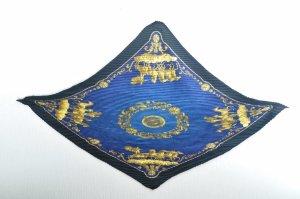 """Hermès Pleated scarf """"COSMOS"""""""