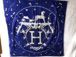 Hermès Summer Scarf blue