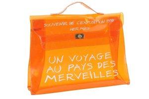 Hermès Vinyl Kelly