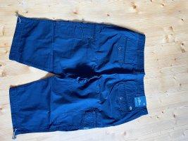 Engbers Spodnie Capri niebieski