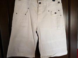 keine Pantalón de camuflaje blanco puro