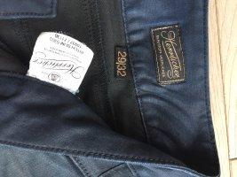 Herrlicher Jeans cigarette bleu foncé
