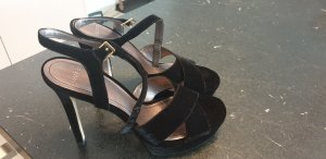 high heel (samt)