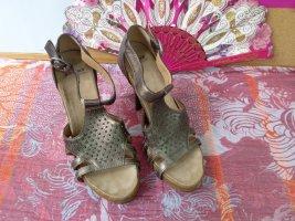 High Heel - Sandalen von Bronz, Gr. 40 - sehr bequem - gut!