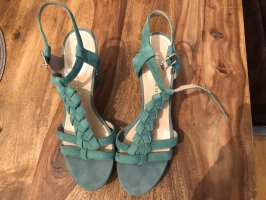Bruno Premi Platform Sandals forest green