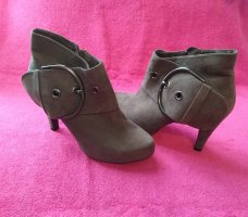 High Heel Stiefeletten