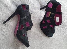 Buffalo London High Heel Sandal black