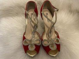 Belle Women High Heel Sandal multicolored