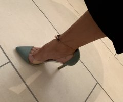 Budapest schoenen khaki