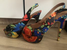 Alisha Tacones altos multicolor