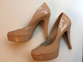 High Heels Buffalo beige