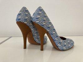 Missoni High Heels multicolored