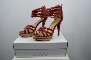 High Heels, Catwalk, NEU, nie getragen, Gr. 39