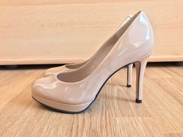 High Heels in Nude