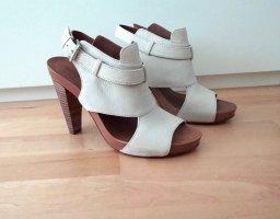 High Heels - Leder Sandaletten - Marc O'Polo - Gr. 39 - neuwertig