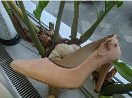 Claudie Pierlot High Heels nude