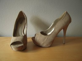 High Heels / Peeptoes / Plateau