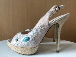 High Heels / Pumps / Peep Toes von Bakers 37.5